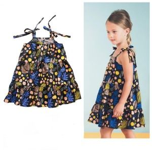 Anthem of the Ants girls size 10 sun dress beach